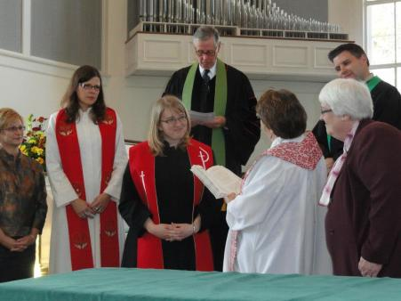 At my Ordination