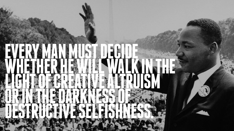 Image result for martin luther king jr's wisdom and vision