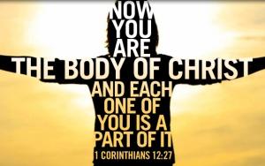 SLIDE 16 - 1 Corinthians 12 27