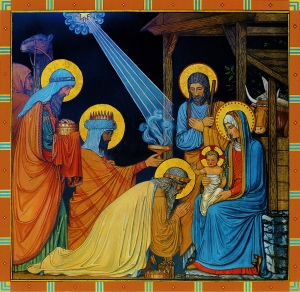 'ADORATION OF THE MAGI'