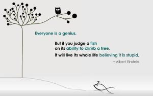 SLIDE 7 - Einstein Quote