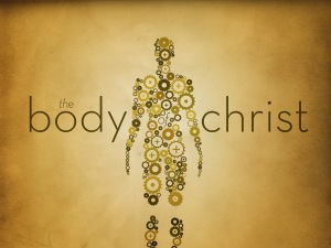 SLIDE 9 -body of christ machinery