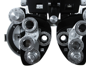 SLIDE 3 - Eye Doctor Equipment