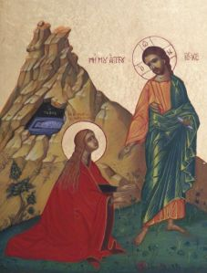 SLIDE 10 - Mary and Jesus