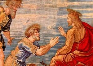 SLIDE 20 - Jesus and Peter