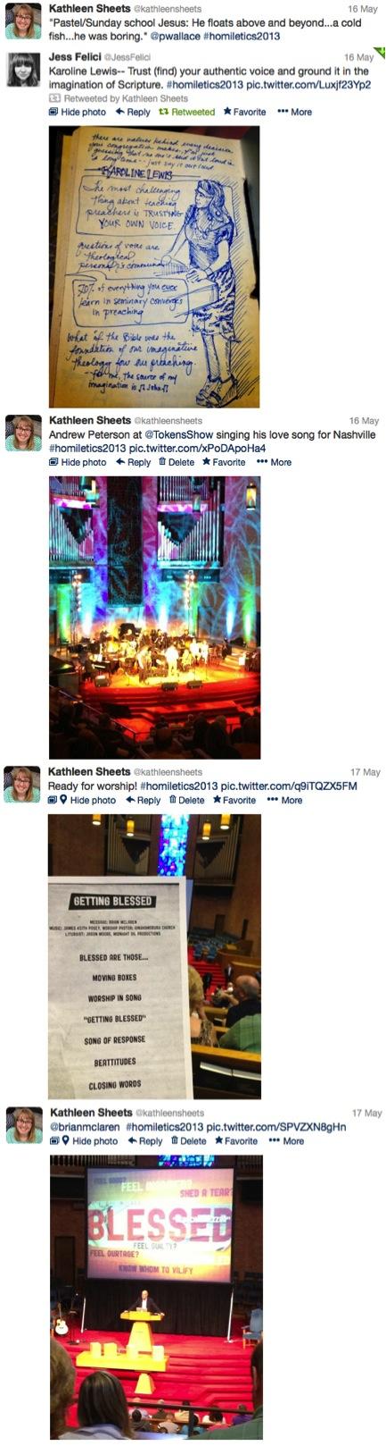 Festival of Homiletics Tweets 7