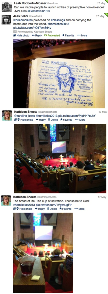 Festival of Homiletics Tweets 8