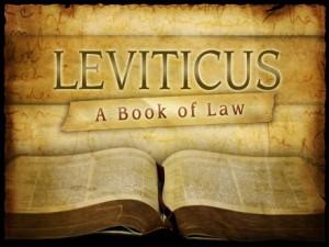 SLIDE 6 - Leviticus
