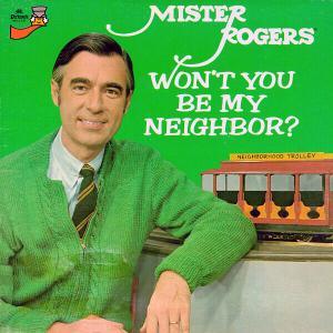 SLIDE 1 - Mr Rogers