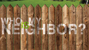SLIDE 2 - who-is-my-neighbor