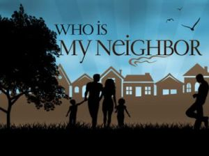 SLIDE 3 - who-is-my-neighbor