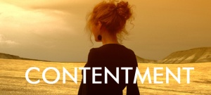 SLIDE 5 - Contentment