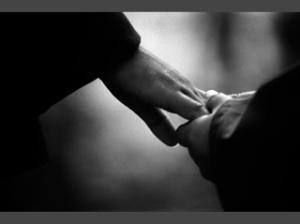 SLIDE 6 - Holding Hands