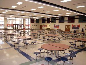SLIDE 1 - Cafeteria