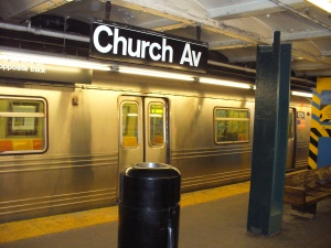 SLIDE 1 - NYC Subway
