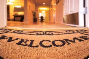 SLIDE 10 - Welcome Mat