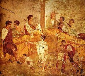 SLIDE 5 - Roman Gathering