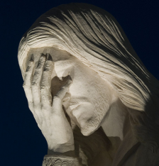 SLIDE 8 - Jesus Grief