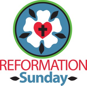 SLIDE 1 - Reformation Sunday