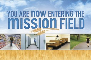 SLIDE 14 - Mission Field