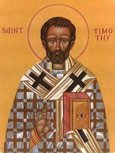 SLIDE 5 - Timothy