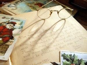 SLIDE 3 - Christmas Letter