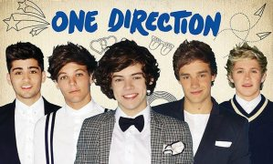 SLIDE 1 - One Direction