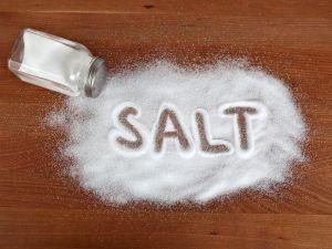 SLIDE 4 - Salt