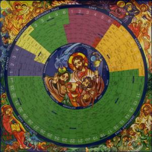 SLIDE 2 - liturgical calendar