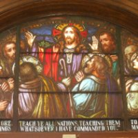 """Great Commission"" Matthew 28:16-20; June 15, 2014, FPC Jesup"
