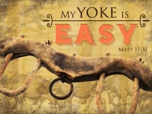 SLIDE 7 – Yoke is Easy