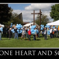 """Of One Heart and Soul""; Acts 4:32-35; April 12, 2015, FPC Holt"