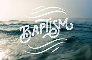 2016 1 10 SLIDE 1 - Baptism