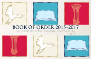 2016 3 20 SLIDE 5 - Book of Order
