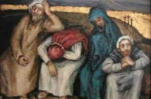 2016 4 10 SLIDE 2 - Disciples Grief